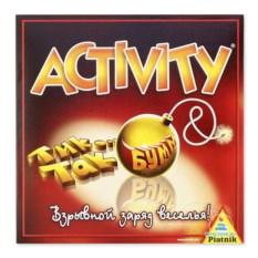 Настольная игра Activity+ Тик Так Бумм