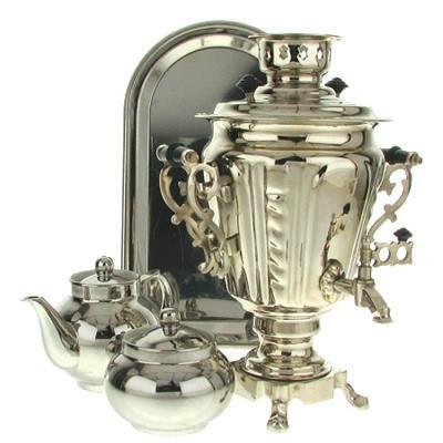 Набор «Серебряная фантазия»