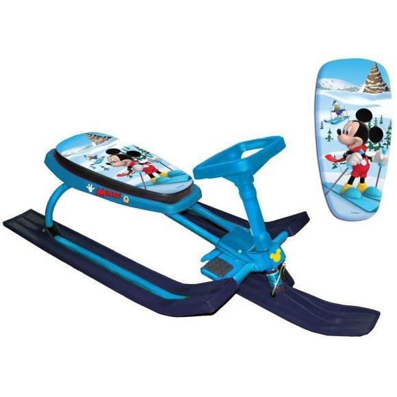 Снегокат детский Disney Микки Маус