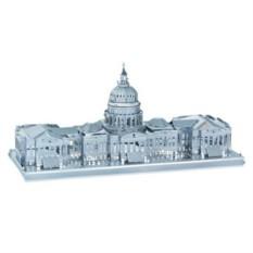 3D-пазл из металла «Капитолий»