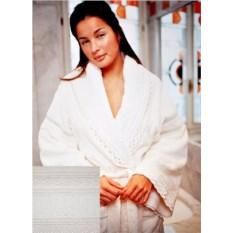 Элитный махровый халат Stella от Timas