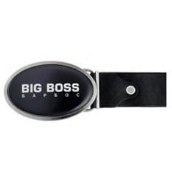 Ремень с пряжкой BB1 «Big Boss Барбос»