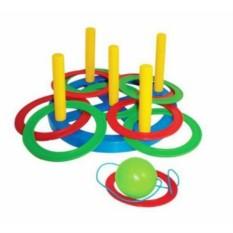 Игрушка Набрось кольцо и поймай шарик 2 в 1
