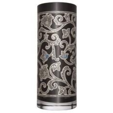 Стеклянная ваза Mek (цвет — черный)