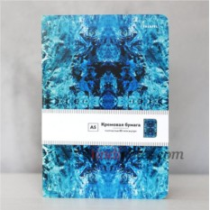 Скетчбук-тетрадь Falafel books Fractal А5