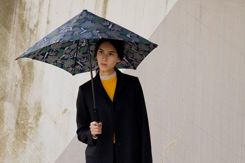 Зонт-трость senz Original tropical rain