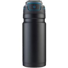 Черная термокружка Avex Recharge matte black 0.5 л