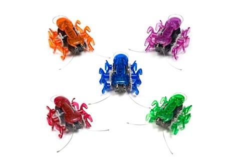 Микроробот Муравей, разные цвета