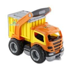 Игрушечный автомобиль-контейнеровоз «ГрипТрак» от Полесье