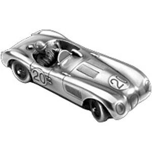 Скульптура-автомобиль Jaguar C Type