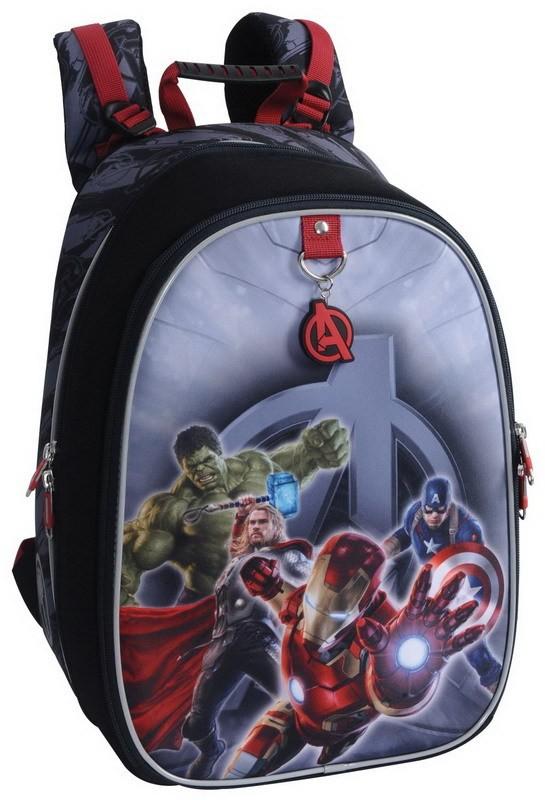 Школьный рюкзак с эргономичной спинкой Мстители-2