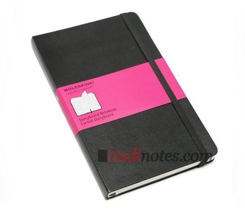 Записная книжка с раскадровкой Classic, Pocket