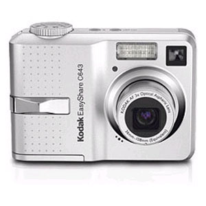 Фотоаппарат Kodak C643