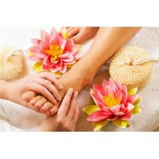 Подарочный сертификат Тайский массаж стоп для двоих