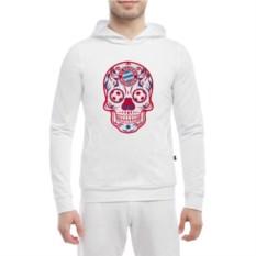 Толстовка-кенгурушка Bayern Мексиканский череп