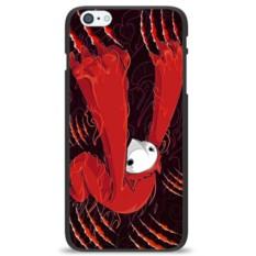 Чехол на телефон Красный ползун