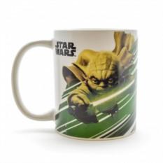 Кружка Звездные Войны: магистр Йода