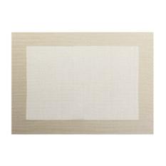 Белая салфетка под посуду Asa Selection 33х46 см