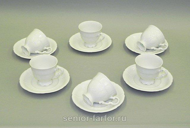 Чайный сервиз на 6 персон Соната (Leander)