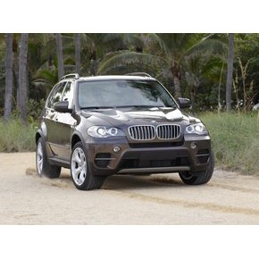 Сертификат Школа экстремального вождения BMW X5
