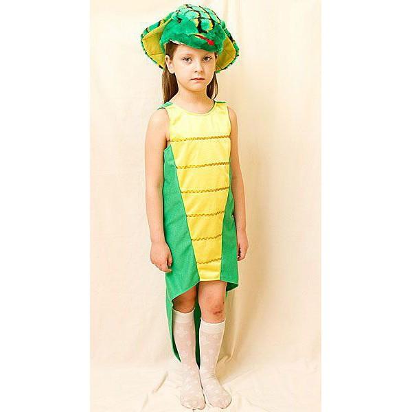 Карнавальный костюм для девочки КОБРА (люкс)