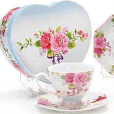 Чайная пара из 2 предметов (чашка 180 мл и блюдце) Lorain