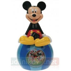 Будильник Веселый Микки-Маус на шаре