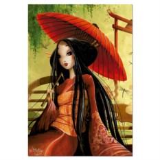 Пазл Educa 1000 деталей Японский зонтик