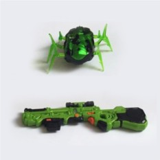 Лазерный пистолет с движущейся мишеньюПаук