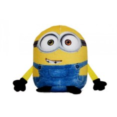 Мягкая игрушка-подушка антистресс Боб удивлен