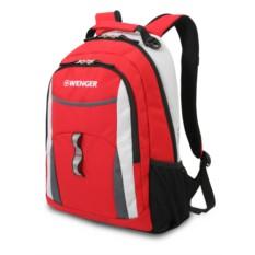 Рюкзак Wenger (цвет — красный/серый/серебристый)