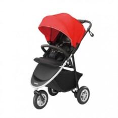 Детская коляска Aprica Smooove (цвет: красный)