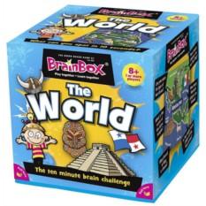 Детская игра Сундучок знаний. The World