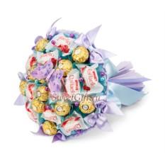 Букет из конфет Мятный десерт
