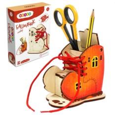 Деревянный набор для детского творчества «Башмачок»