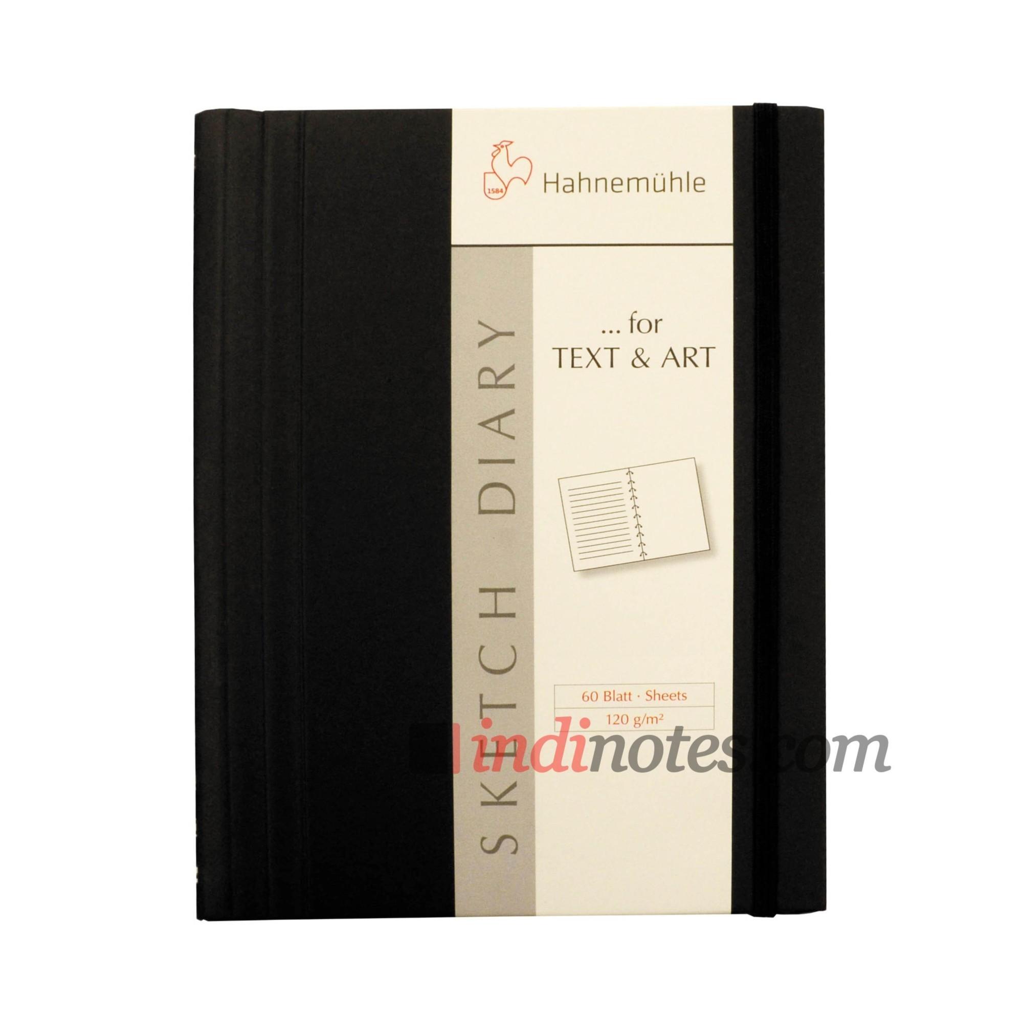 Скетчбук-дневник Sketch diary А4 от Hahnemuhle