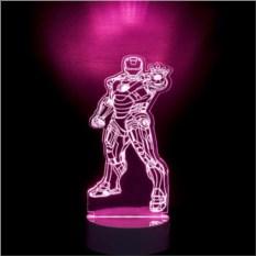 3D лампа Iron Man (в полный рост)