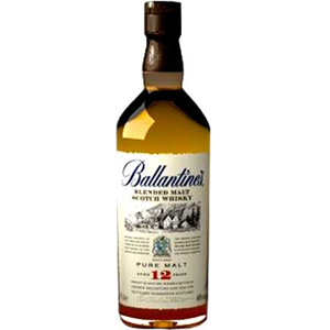 Ballantine's. Pure Malt Scotch Whisky Aged 12 years