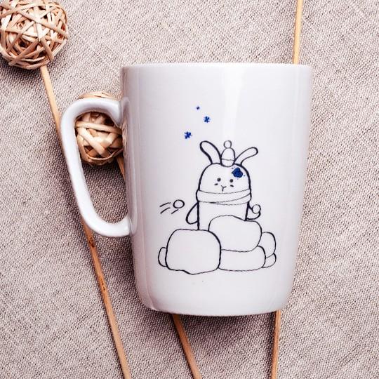 Кружка Кроль. Снежки
