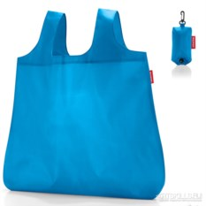 Складная сумка mini maxi pocket (цвет: french blue)