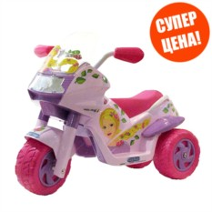 Детский электромобиль Peg-Perego Raider Princess