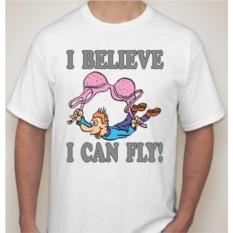 Мужская футболка I believe