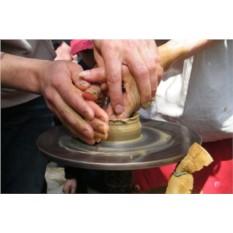 Сертификат на мастеркласс по гончарному мастерству для двоих