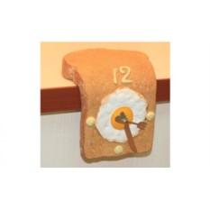 Часы Бутерброд с яичницей