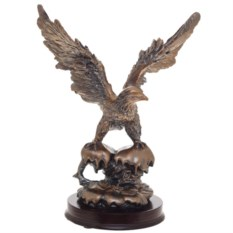 Декоративная фигурка Орел на подставке