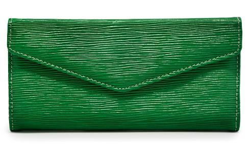 Зелёный кошелек Vivid