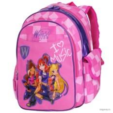 Рюкзак Winx Club School Pink ruksak