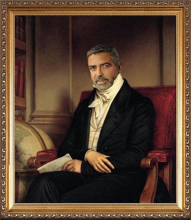 Оригинальный портрет юристу