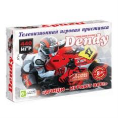 Приставка Dendy Гонщик + 440 игр
