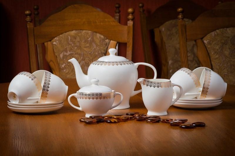 Чайный сервиз Акку на 6 персон